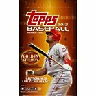 2012 Topps Series 1 Baseball Hobby Box - Factory Sealed!