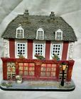 Reuge Swiss vintage musical jewelry box, Sherlock Holmes pub, Drinking song BBC