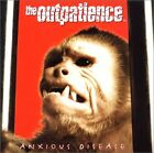 THE OUTPATIENCE - Anxious Disease CD JAPAN TECW-25278 NEW 1996