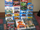 Hot Wheels Lot of 18 Dairy Delivery Variation Nose Art Nostalgia Redline Mail In