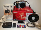 Canon EOS Digital Rebel XTi 400D 101 MP Digital SLR Camera Silver + EXTRAS
