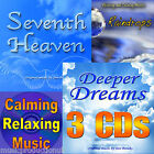 3 Music CDs - Relaxing Music, Stress, Anxiety, Meditation, Yoga, Panic Attacks,