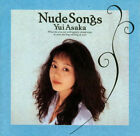 YUI ASAKA Nude Songs 32HD-31 CD JAPAN 1990 NEW
