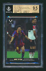 2013 ICONS LIONEL MESSI OFFICIAL GAME JERSEY GWJR27 LIMITED! BGS 9.5 GEM MINT!