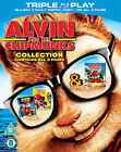 alvin and the chipmunks collection (Triple Play) NEW BLU-RAY (5296607001)