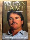 My Autobiography Signed By Allan Lamb1st