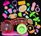 Littlest Pet Shop LPS ✿ 30 Accessories ✿ Food Clothes Dog Cat Lot Set Collection