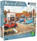 Karmin International Ken Zylla Full Service Puzzle 1000-Piece
