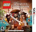 LEGO Pirates Of The Caribbean - Captain Jack Sparrow Davy Jones Nintendo 3DS NEW