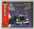 DEF LEPPARD On through the night CD PHCR-4192 1994 Press NEW s4340