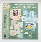 HOTP Paper Pizazz Sheets Busy Scrappers Solution for Vacation Pages