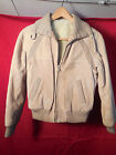 Suede Jacket Size Small