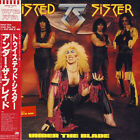 TWISTED SISTER Under The Blade WPCR-13576 CD JAPAN 2009 NEW