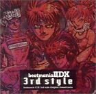beatmania IIDX 3rD style Soundtracks JAPAN Soundtrack CD KMCA-77 NEW
