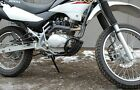 Honda XR125L, XR150 Engine guard Black Mmoto HON0120 honda bike accessories