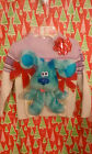 "BLUE CLUES "" UGLY "" Tacky Christmas sweate 2T GIRLS YOUTH  L@@K"