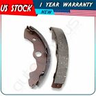 Front Brake Shoes for Honda Rancher 350 400 Foreman 400 450 Fourtrax 300 4x4