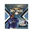 2012 Topps Triple Threads Baseball Hobby Mini Box - Factory Sealed!