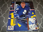 Mats Sundin Cards, Rookie Cards and Autographed Memorabilia Guide 39