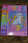 Lisa Frank Angel Cat Kitty 48 Piece Puzzle Ages 3+ Rainbow Wings