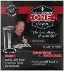 Microtouch One Razor Classic Safety Razor As Seen-on TV Micro Touch-Mens Razor