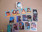 1978 FULL SET SUPERMAN MOVIE CARDS AND FOIL STICKERS
