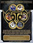 2015 Topps Triple Threads Football Factory Sealed Hobby Box 2 Mini Boxes