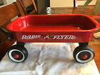Mini Classic Radio Flyer Little Red Wagon Pull Toy
