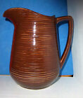 McCOY - BROWN RINGED PITCHER - 8