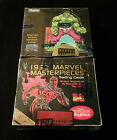 1993 MARVEL MASTERPIECES Factory Sealed Box Final Edition Marvel Comics Skybox