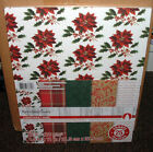 RECOLLECTIONS CLASSIC CHRISTMAS CARDSTOCK PAPER 85 X 11 INCHES BRAND NEW 2015