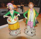 Antique Vintage German Porcelain  Victorian Couple Figurine 10187 Germany