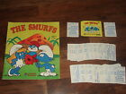 The Smurfs 1982 Complete Panini Sticker Album, with all loose stickers