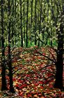 Where The Wild Ones Grow-An original oil painting by Lisa Aerts