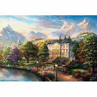 Beverly Jigsaw Puzzle 31-429 Thomas Kinkade Sound of Music (1000 Pieces)