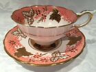 """""""Leaf Berry """"Tea Cup and Saucer"""