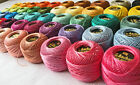 40 ANCHOR Pearl Cotton Crochet Threads Balls Embroidery Thread 85 Meters Each