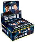 2015 Topps Doctor Who Trading Cards Hobby Sealed 12 Box Case