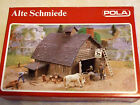 Pola Alte Schmiede(old country smithy) HO Scale Kit, New in Box