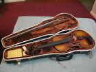 VINTAGE 1972 E.R. PFRETZSCHNER HAND MADE ANTONIUS STRADIVARIUS VIOLIN MODEL #301