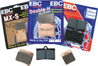 EBC Standard Organic Brake Pads - FA403X for 05-08 Beta REV 3 250/270