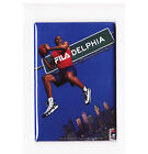 JERRY STACKHOUSE FILA POSTER MAGNET nike costacos brothers sneakers vintage
