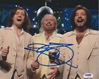 BARRY GIBB SIGNED SHOW SATURDAY NIGHT LIVE FALLON TIMBERLAKE 8X10 PHOTO PSA DNA