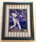 Alex Rodriguez Yankees signed 8x10 photo framed Auto Autograph Steiner COA 13x17