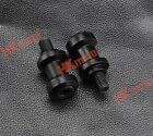 Black 10MM CNC Swingarm Sliders Spools For KTM 690 990 1190 RC8 Super Duke