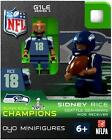 Sidney Rice (Seattle Seahawks) Super Bowl Champs NFL OYO Sportstoys Minifigures