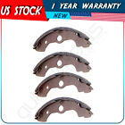 Front Brake Shoes for Honda Fourtrax 300 4x4,Foreman 400 & 450,Rancher 350 & 400