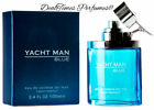 Yacht Man Blue by Myrurgia Cologne for Men 3.4 oz EDT Spray New in Box Sealed