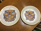 Deruta Ceramiche Of Italy Large Plate And Bowl Set