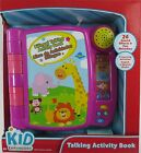 Kid Connection Talking Activity Book